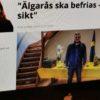 Vad Mariestadstidningen inte skrev om Det fria Sverige