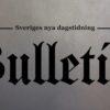 Besvikelsen Bulletin