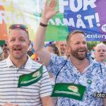 Fredrick Federley firar Pride
