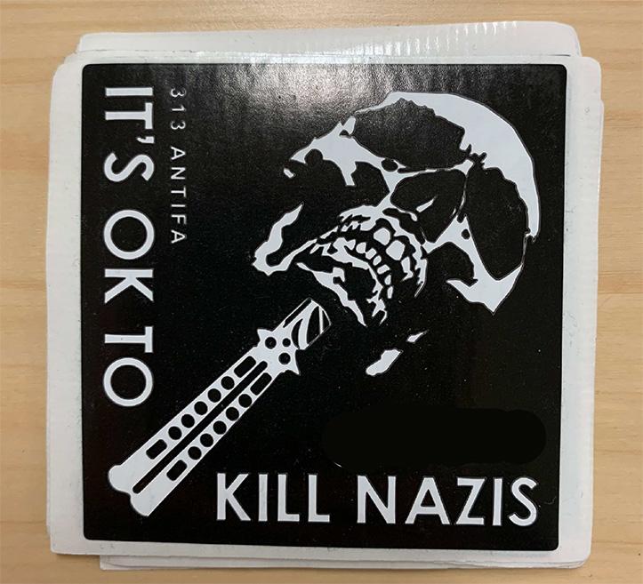 Kill nazis