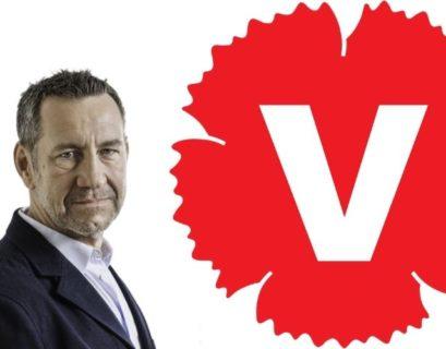 Sandro Scocco, Vänsterpartiet