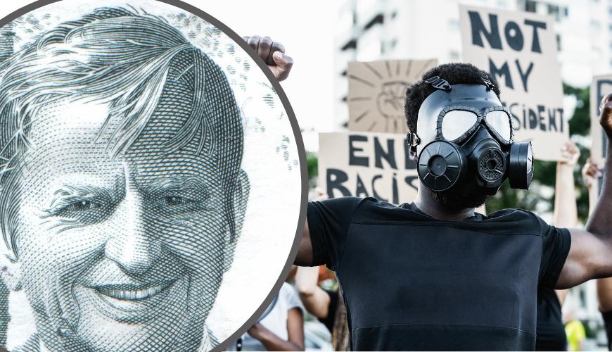 Olof Palme och Black Lives Matter