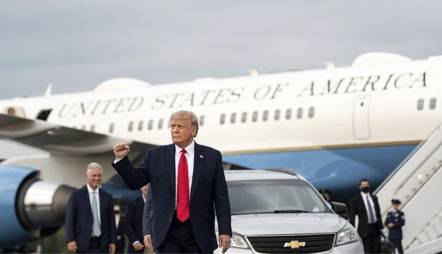 Donald Trump (Foto: Whitehouse.gov)