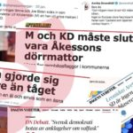 S-kampanj mot SD